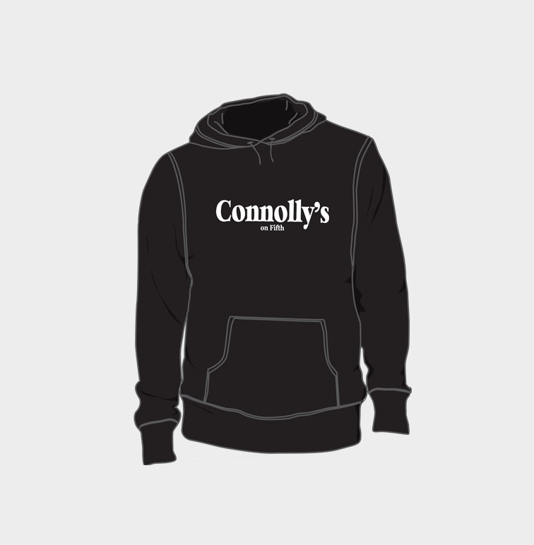 Black Sweatshirt - $35